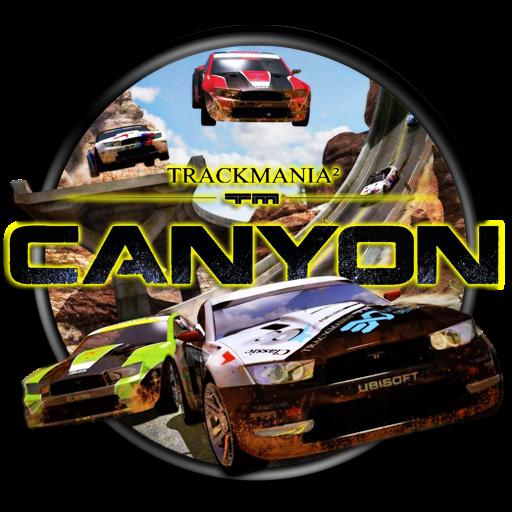 TrackMania 2 Canyon (2011/RUS) Мир игр mOole - Развлекательны