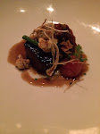 6th course of Edward Kwon's special dinner at Park Rotana's Teatro