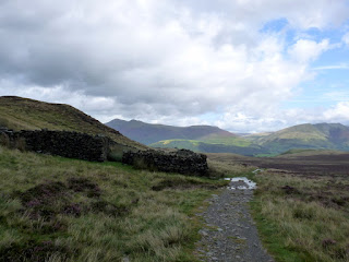 Sheepfold on way to Bleaberry Fell