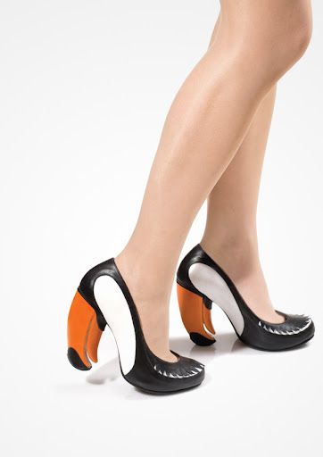 Sapatos Criativos