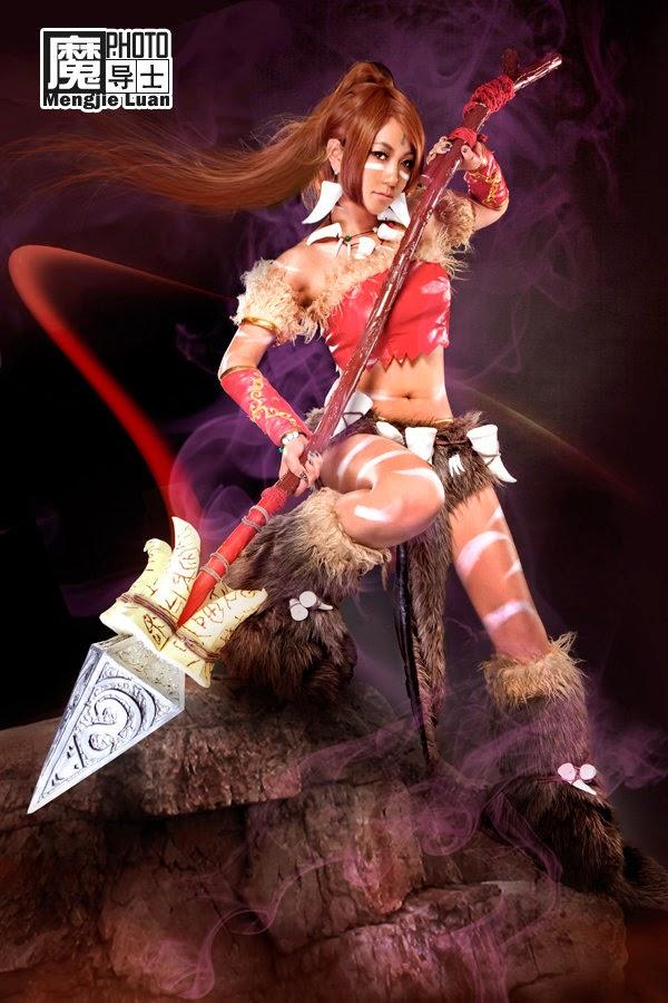Bộ ảnh cosplay chất lừ về các nữ tướng LMHT