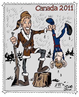 Дженсон Баттон ловит Себастьяна Феттелья на Гран-при Канады 2011 комикс Cirebox