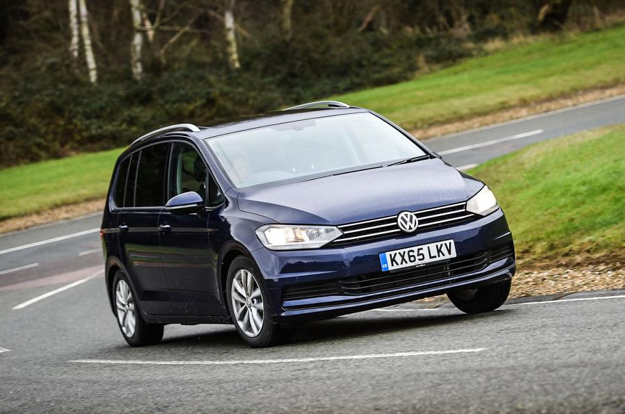2015 Volkswagen Touran 1.6 TDI 110 SE Review Car Price Concept