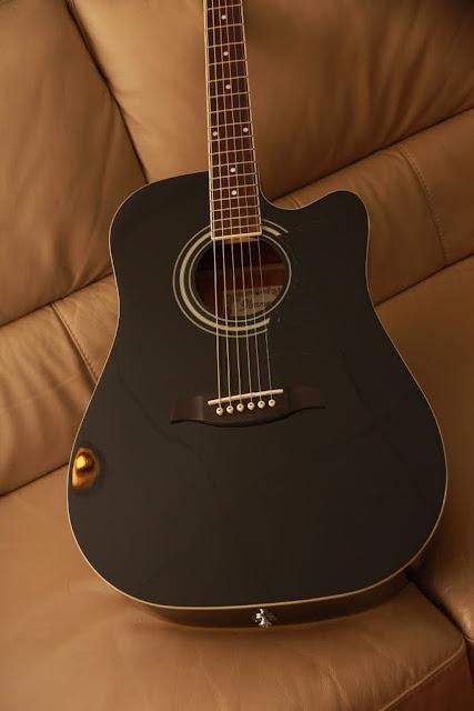 Акустическая гитара ibanez v72ece 40 41