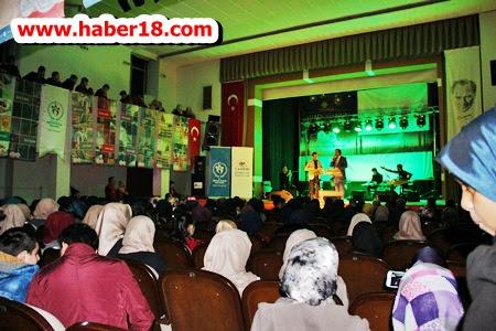 Anadolu'nun Manevi Kandilleri Programı Çankırı'da Yapıldı