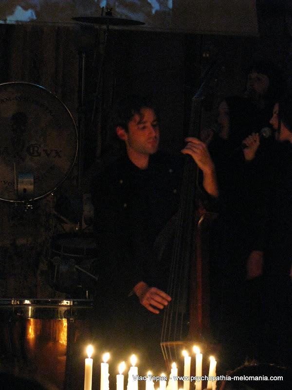 Rosa†Crvx @ Eglise Ste-Croix des Pelletiers, Rouen 17/09/2011