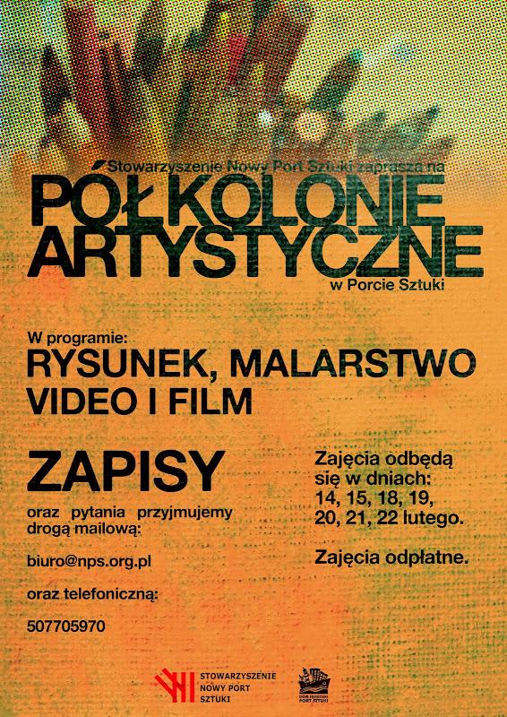 Półkolonie - luty 2013