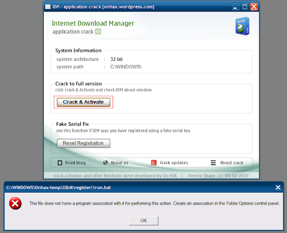 crack serial key internet  manager