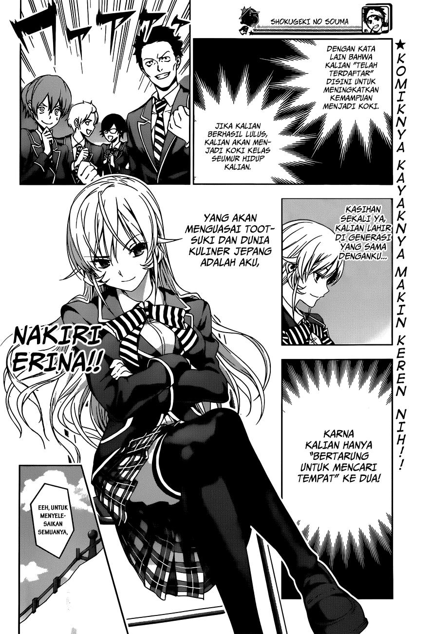 Shokugeki no Souma Chapter 4-8