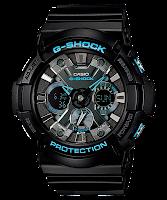 Casio G Shock : GA-201BA