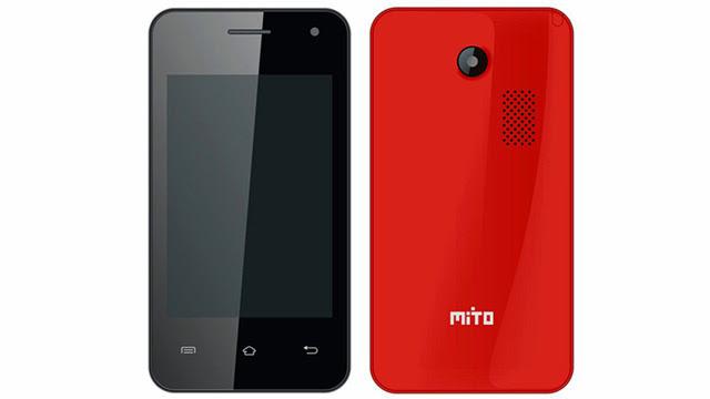 Mito A210 - Spesifikasi Lengkap dan Harga - Ponsel Murah Bisa BBMan