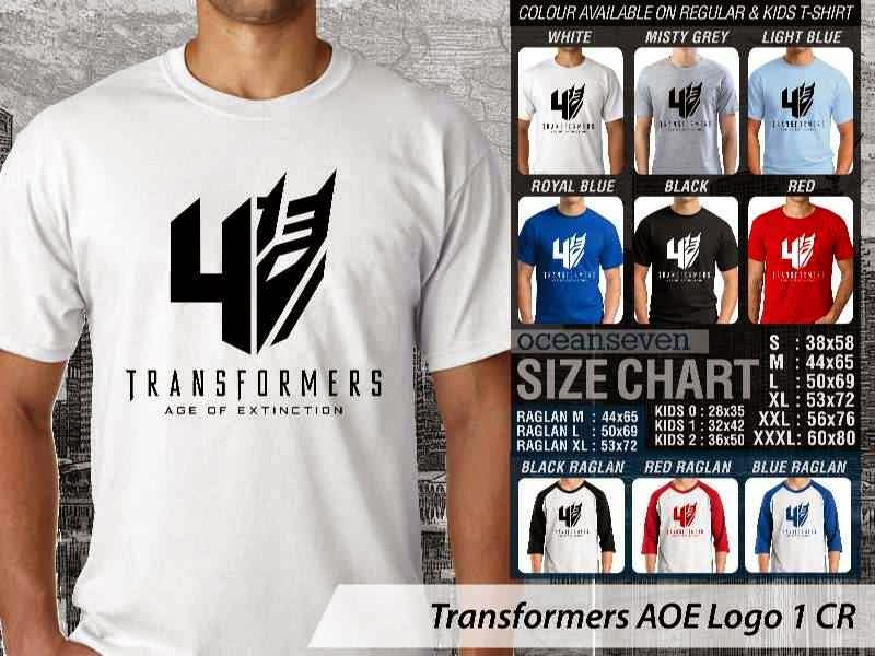 KAOS film Movie Transformers AOE Logo 1 Transformers Age of Extinction distro ocean seven