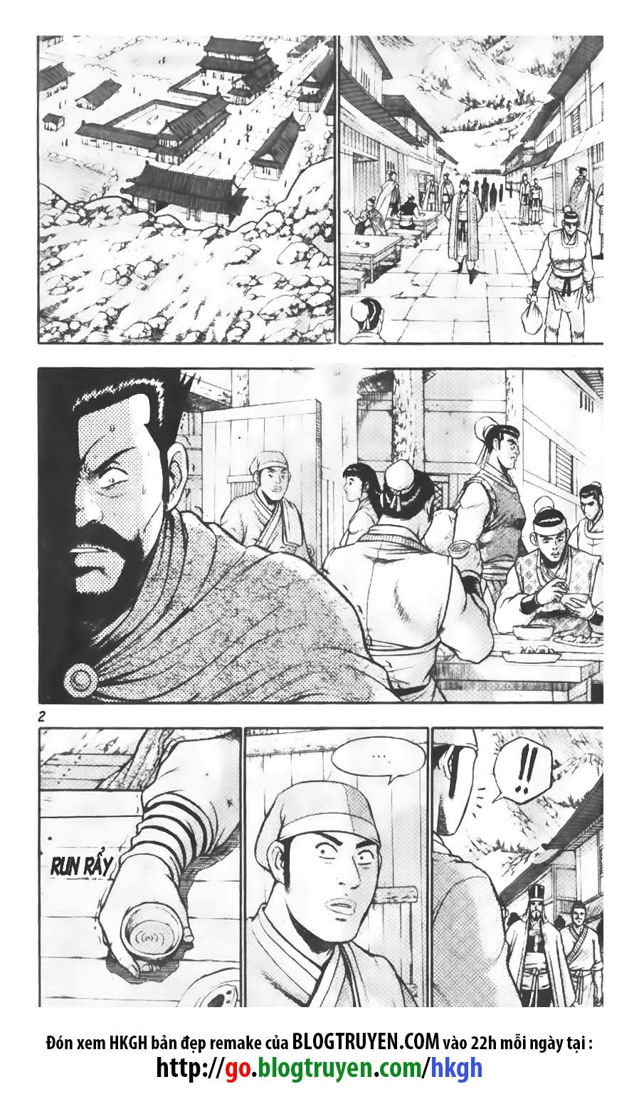 xem truyen moi - Hiệp Khách Giang Hồ Vol45 - Chap 309 - Remake