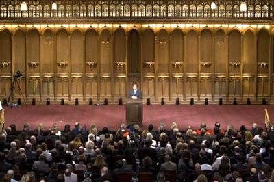 Prem Rawat Maharaji en Guildhall, City of London