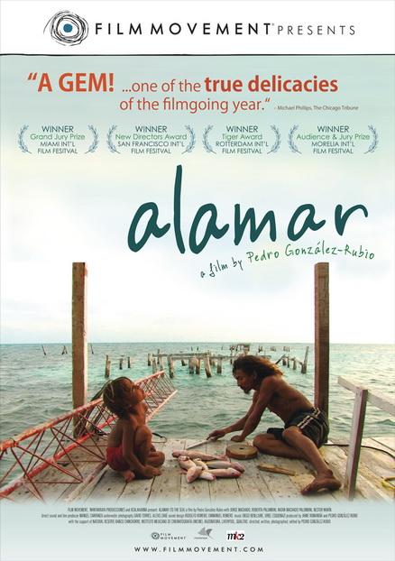 Alamar. Nad morzem / Alamar (2009) PL.TVRip.XviD / Lektor PL