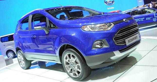 Image Result For Ford Ecosport Gasoline Orsel