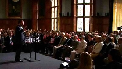 Prem Rawat Maharaji en Oxford University, UK