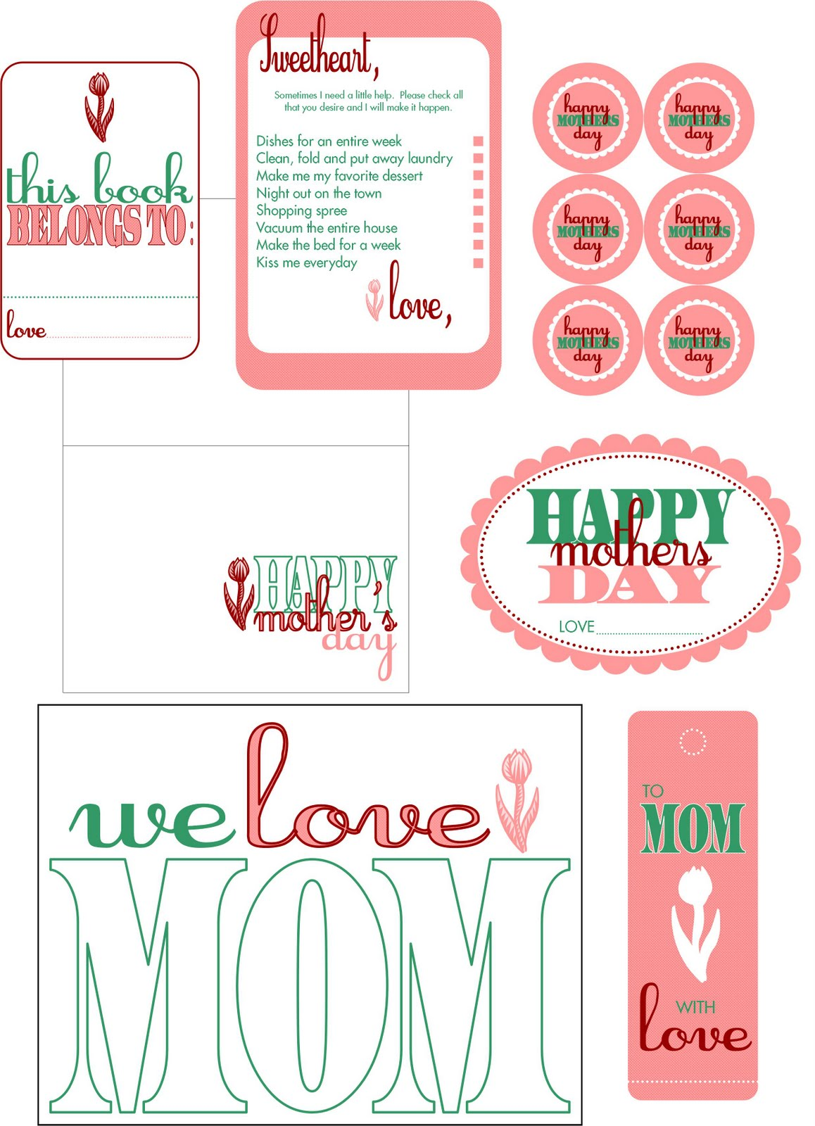 Photo Gallery of The Coloring Pages Mothers Day New  - happy mothers day coloring pages grandma
