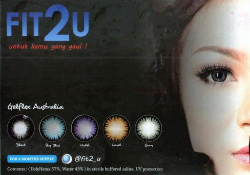 Soflens Fit2U : SL-F2U