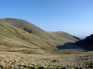 Green Gable and Styhead Tarn.
