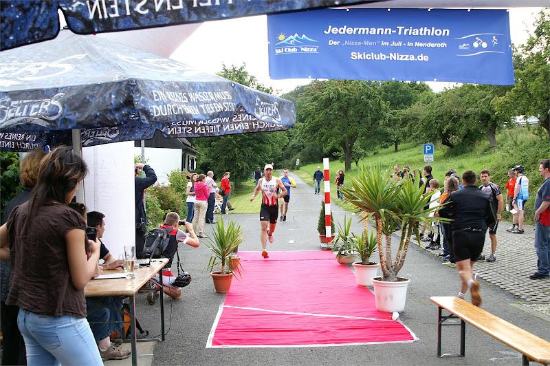 Zum Bericht über den Triathlon...