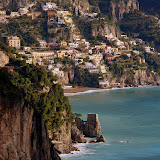 Another Village Along The Road - Amalfi Coast, Italy