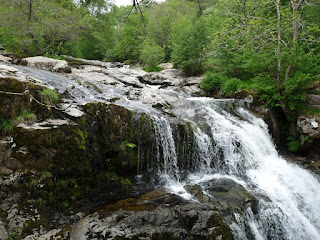 Aira Force ... upper falls.