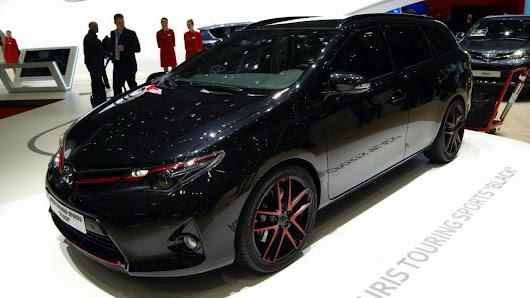 Konu: 2013 Toyota Auris Touring Sports Cenevre'de
