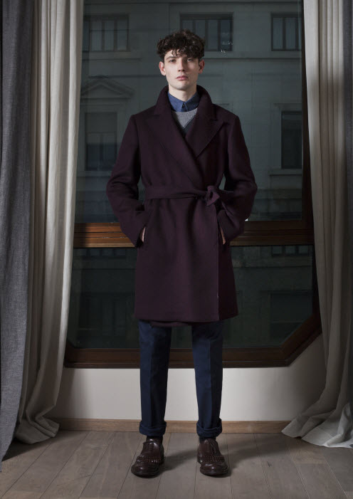 AW13 Christian Pellizzari and the Future of the Modern Man [men's fashion]