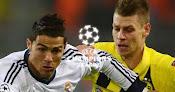 Borussia Dortmund vs. Real Madrid en Vivo - Champions