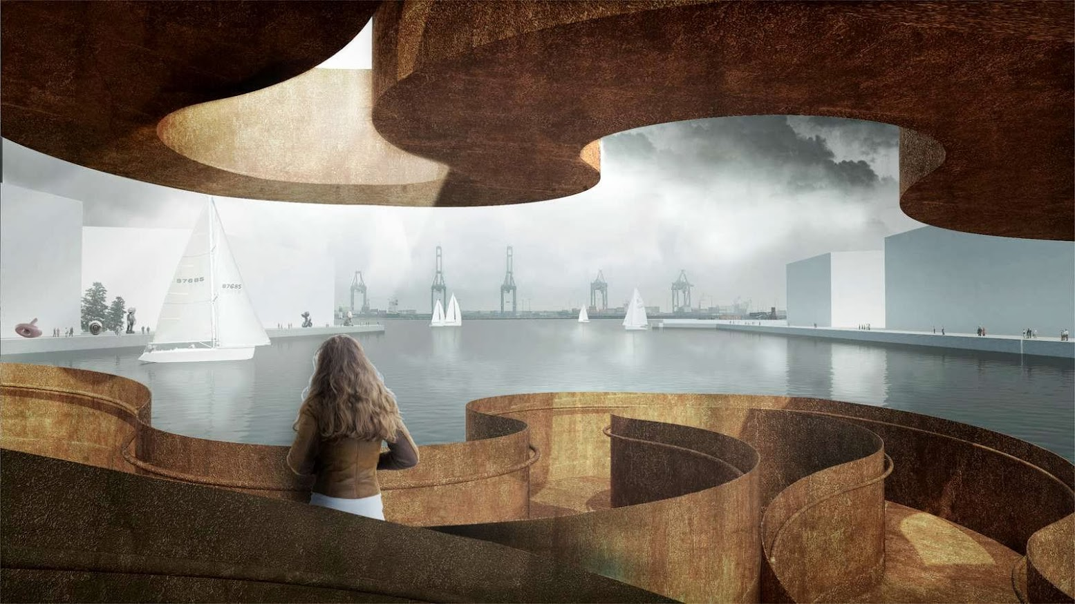 Watch Flower by Bjarke Ingels