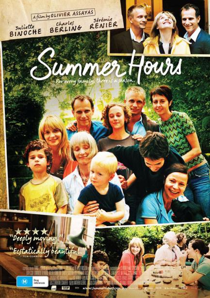 Pewnego lata / Summer Hours (2008) PL.TVRip.x264 / Lektor PL