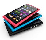 Nokia N9 - Meego