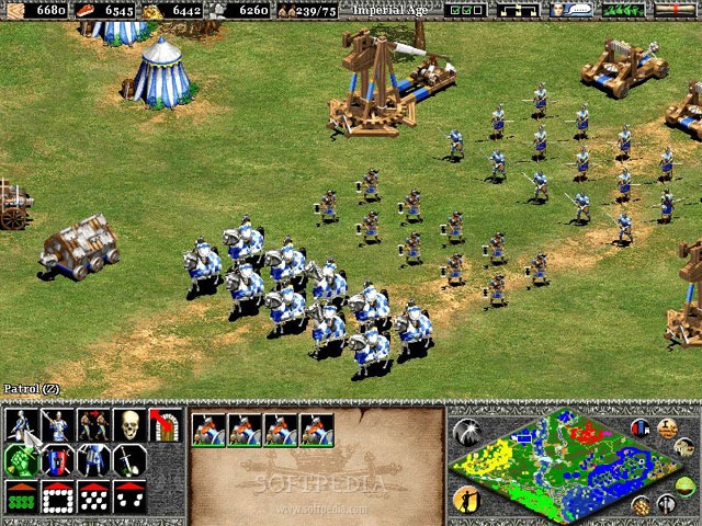 1 AGE OF EMPIRES 2 + EXPANCION THE CONQUERORS [ESPAÑOL]