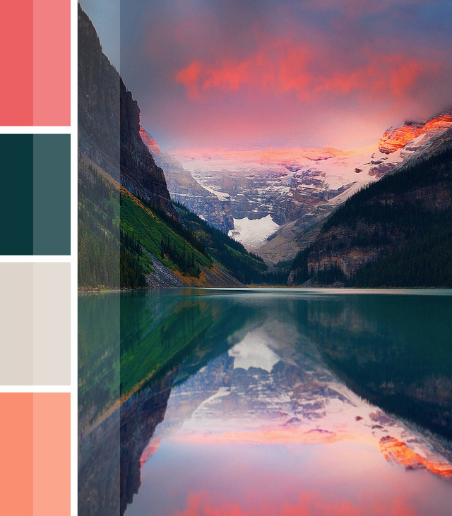 Colour Inspiration: No.1
