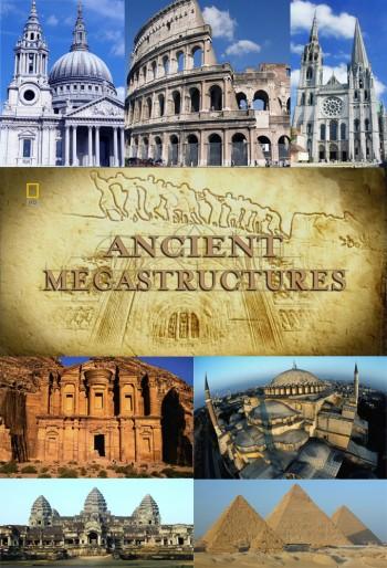 Kolosy staro¿ytno¶ci / Ancient Megastructures (2008)  PL.TVRip.XviD / Lektor PL