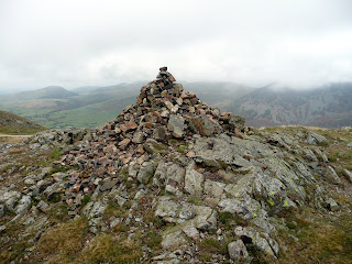 Crag Fell Summit