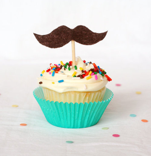Moustaches and Muffin Tops