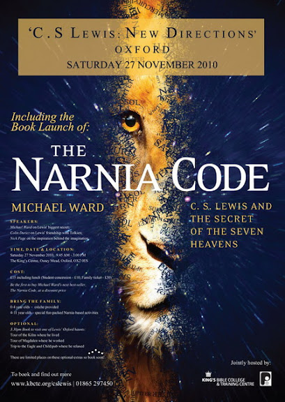 Zrozumieæ Narniê / The Narnia Code (2009) PL.TVRip.XviD / Lektor PL