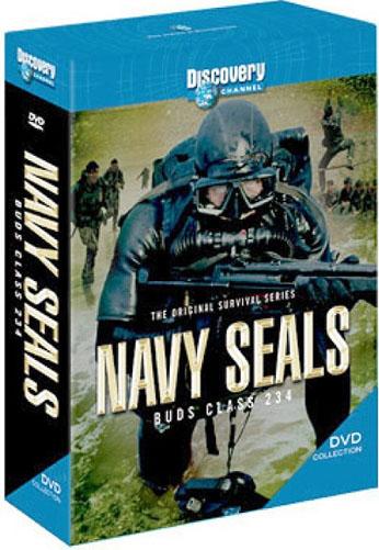 Navy Seals Szkolenie Rekrutów / Navy Seals Class 234 (2002) PL.TVRip.XviD / Lektor PL