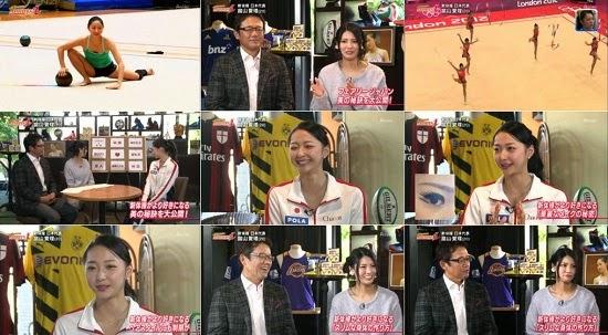 (TV-Variety)(720p)  SPORTS X & クイズ!それマジ!?ニッポン & 大人のKISS英語 141123