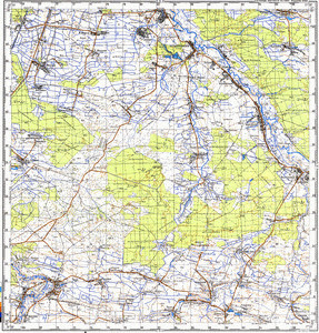 Map 100k--m35-042--(1986)