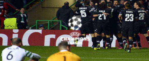 Juventus vs. Celtic en Vivo - Champions League
