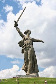 Majka Rusija te zove, Volgograd