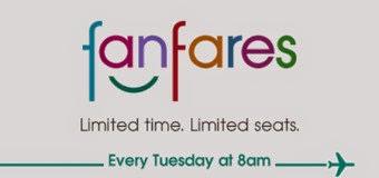 國泰假期新一期【Fanfares】1月13日早上8時開買!