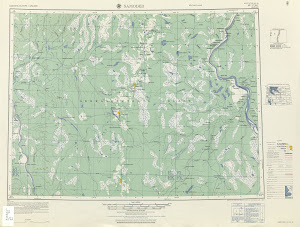 Thumbnail U. S. Army map np37-2