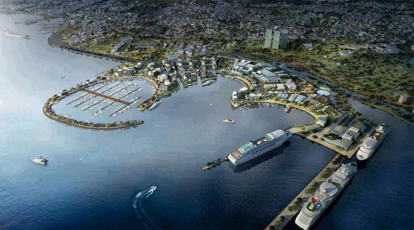 Istanbul, Turchia: Istanbul Seaport by 5+ Design