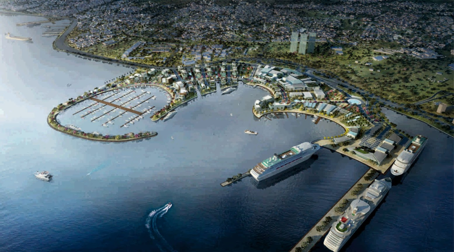 Istanbul, Turchia: [ISTANBUL SEAPORT BY 5+ DESIGN]