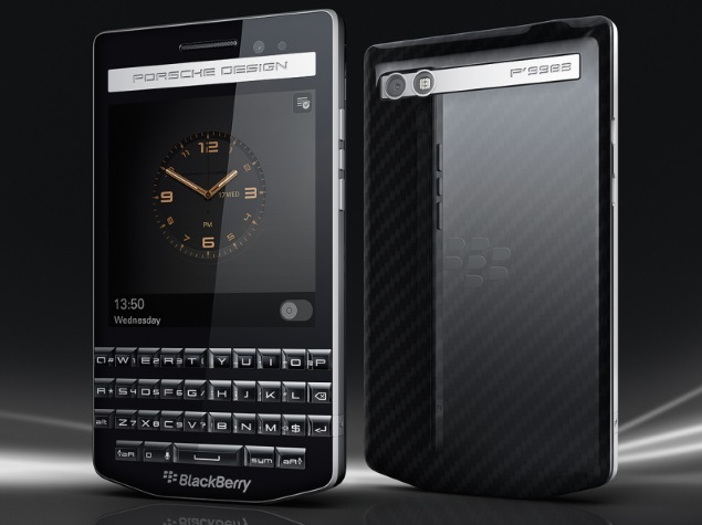 BlackBerry Porsche Design P'9983 - Spesifikasi Lengkap dan Harga