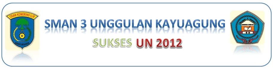 SMAN 3 Unggulan Kayuagung Siap Sukseskan UN 2012